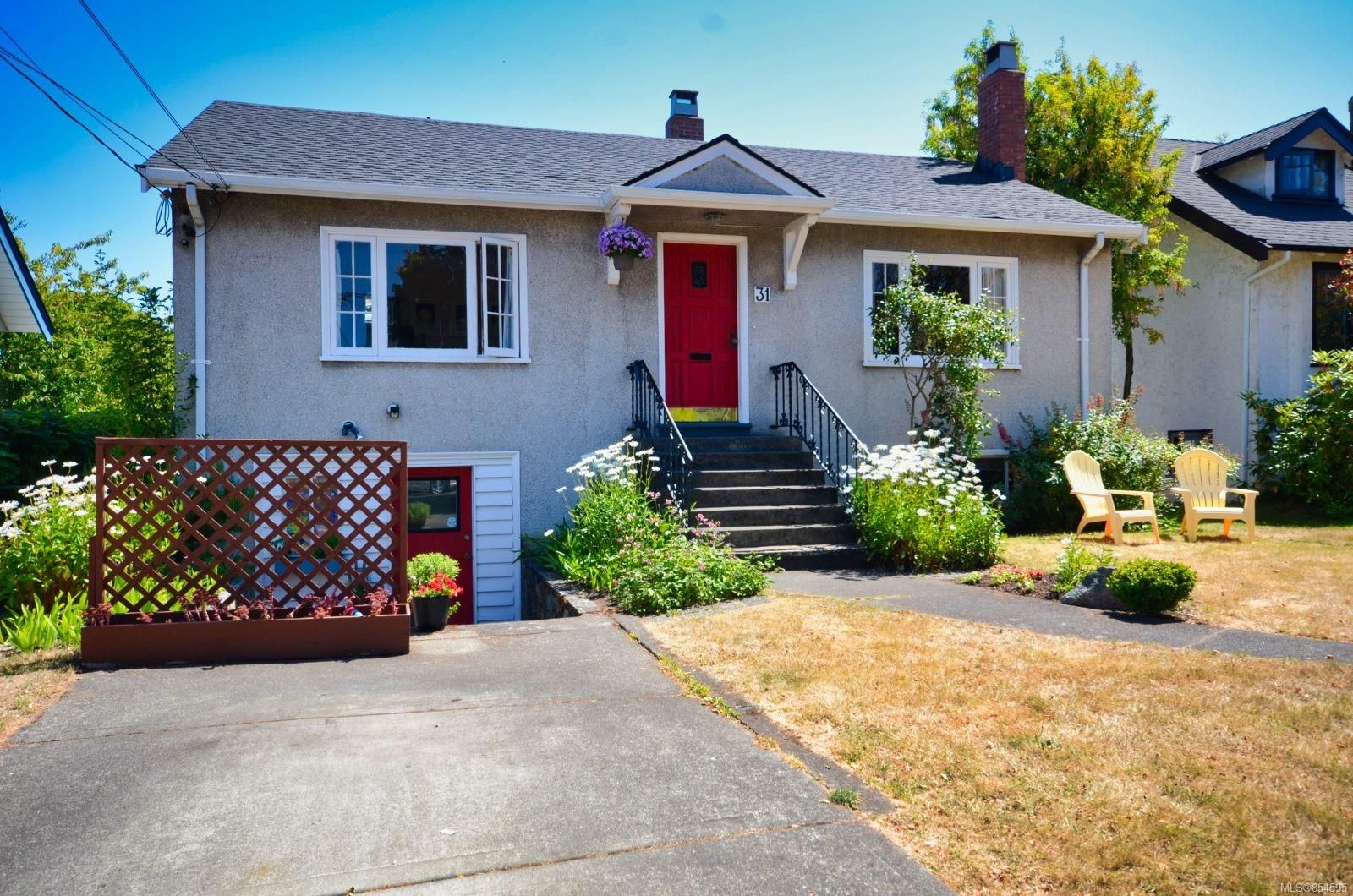 Main Photo: 31 Linden Ave in : Vi Fairfield West House for sale (Victoria)  : MLS®# 854595