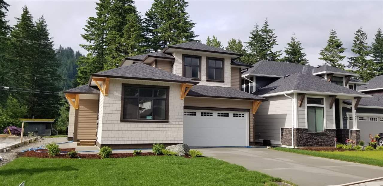 "Main Photo: 65553 SKYLARK Lane in Hope: Hope Kawkawa Lake House for sale in ""Wildflowers on Skylark Lane"" : MLS®# R2423104"