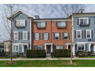 """Photo 1: 48 18983 72A Avenue in Surrey: Clayton Townhouse for sale in """"THE KEW"""" (Cloverdale)  : MLS®# R2152355"""