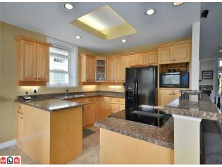 """Photo 6: 20 31450 SPUR Avenue in Abbotsford: Abbotsford West Townhouse for sale in """"LAKEPOINTE VILLAS"""" : MLS®# F1023211"""