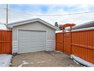 Photo 22: 210 WESTMINSTER Drive SW in Calgary: Westgate House for sale : MLS®# C4044926
