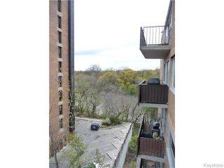 Photo 7: 603 245 Wellington Crescent in Winnipeg: Osborne Village Condominium for sale (1B)  : MLS®# 1626263