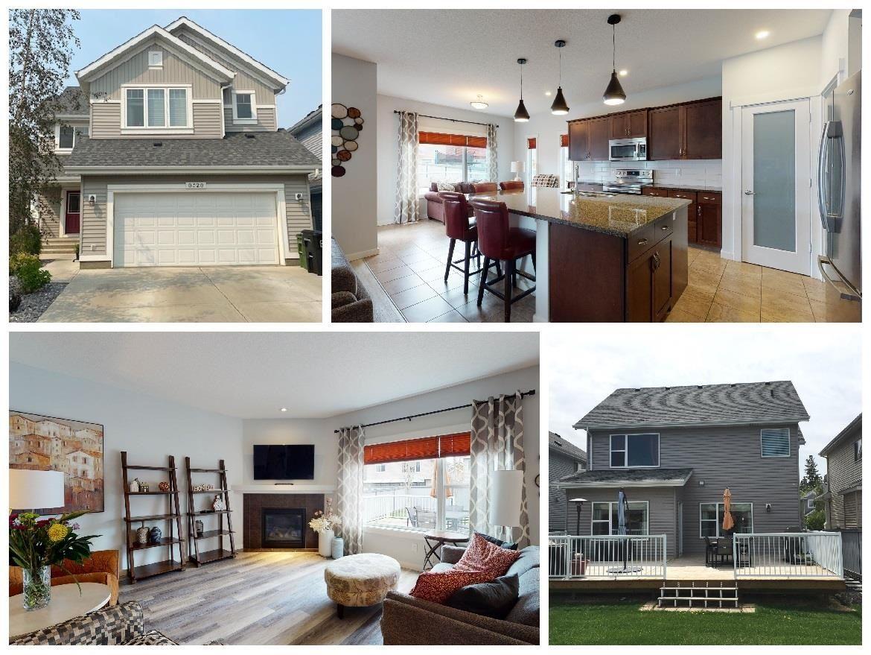 Main Photo: 8528 20 Avenue in Edmonton: Zone 53 House for sale : MLS®# E4255097