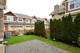 """Photo 3: 19 2453 163 Street in Surrey: Grandview Surrey Townhouse for sale in """"Azure West"""" (South Surrey White Rock)  : MLS®# R2334851"""