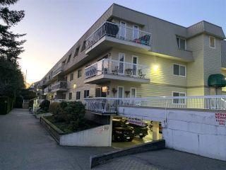 "Photo 1: 218 7436 STAVE LAKE Street in Mission: Mission BC Condo for sale in ""Glenkirk Court"" : MLS®# R2437373"