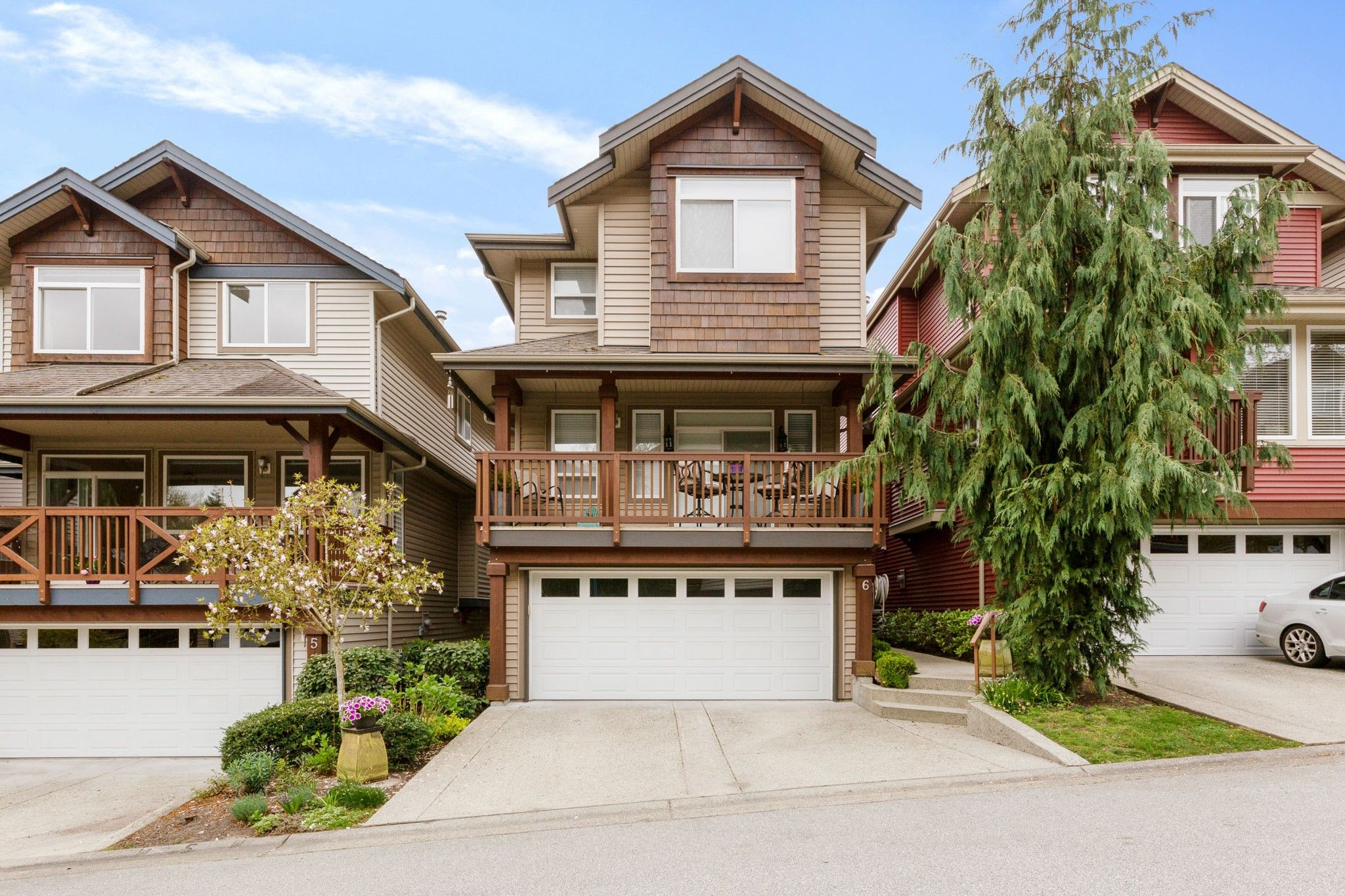 Main Photo: 6 2281 ARGUE Street in Port Coquitlam: Citadel PQ House for sale : MLS®# R2571855