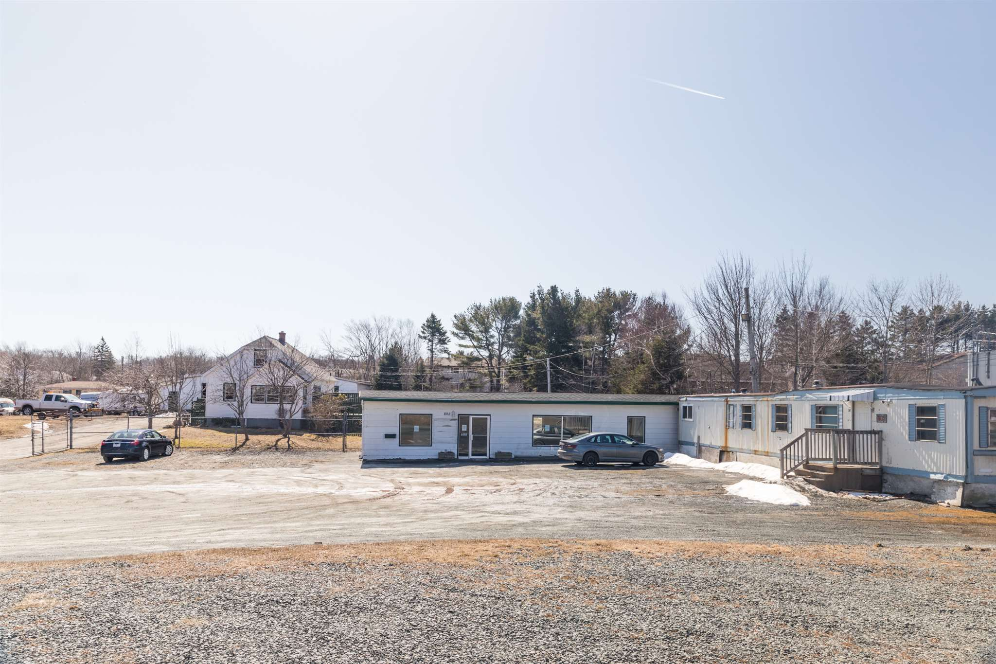 Main Photo: 802 Highway #7 in Westphal: 15-Forest Hills Commercial for sale (Halifax-Dartmouth)  : MLS®# 202106083