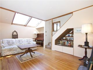 Photo 4: 1610 STEPHENS ST in Vancouver: Kitsilano House for sale (Vancouver West)  : MLS®# V1017879