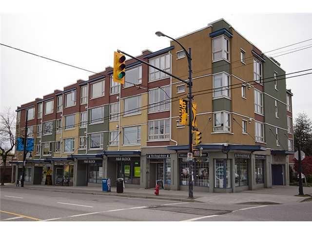 """Main Photo: 403 1688 E 4TH Avenue in Vancouver: Grandview VE Condo for sale in """"LA CASA"""" (Vancouver East)  : MLS®# V840824"""
