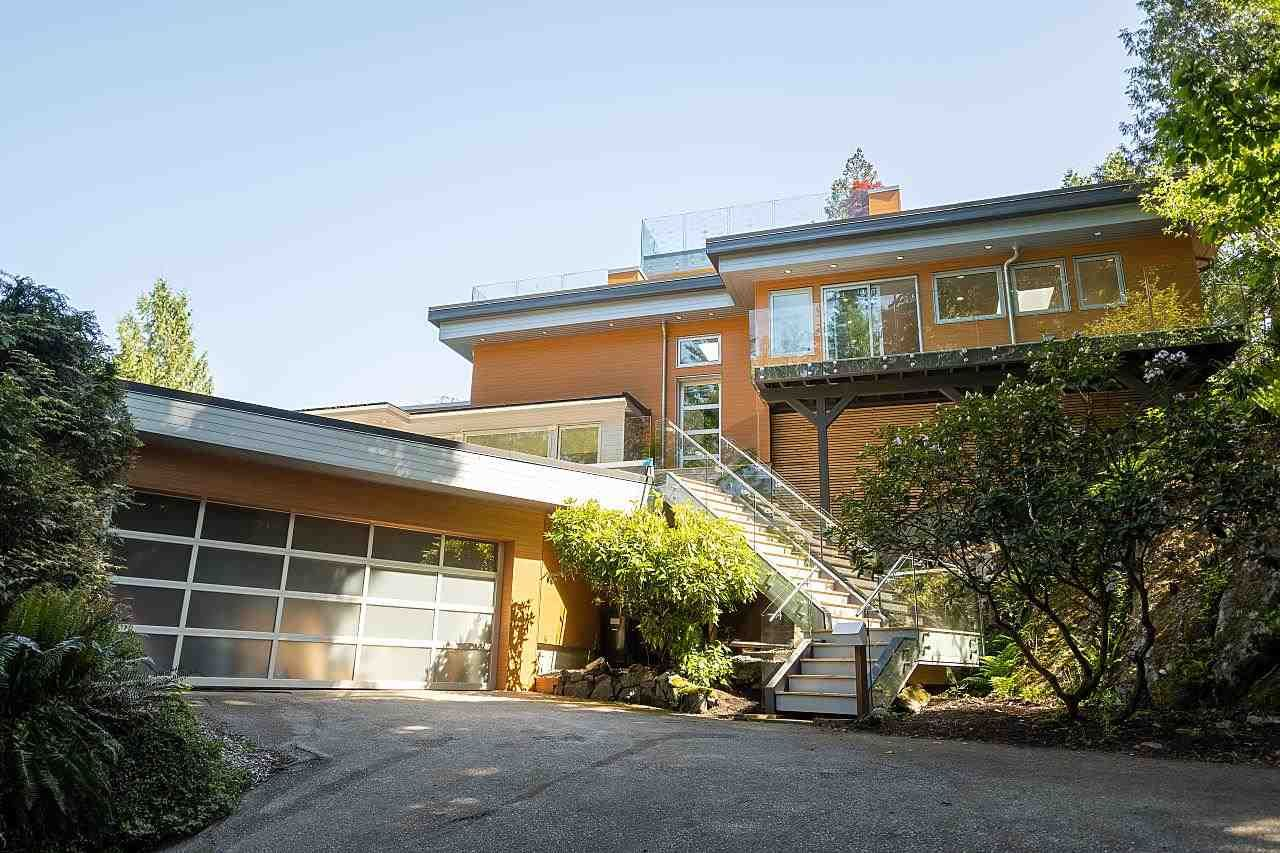 Main Photo: 4761 COVE CLIFF Road in North Vancouver: Deep Cove House for sale : MLS®# R2584164