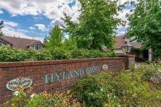 """Photo 3: 413 13900 HYLAND Road in Surrey: East Newton Townhouse for sale in """"Hyland Grove"""" : MLS®# R2589774"""