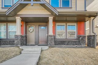 Photo 2: 104 280 williamstown Close NW: Airdrie Row/Townhouse for sale : MLS®# A1095082