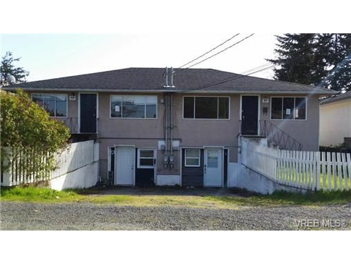 Main Photo: 925/927 Bray Ave in VICTORIA: La Langford Proper Full Duplex for sale (Langford)  : MLS®# 697378