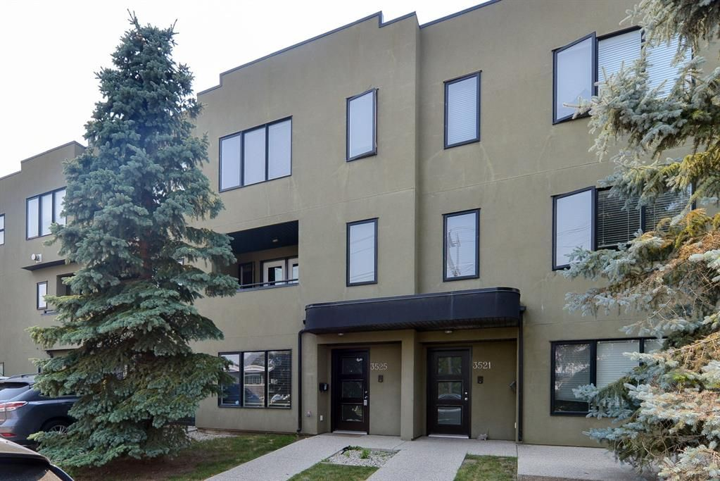 Main Photo: 3525 19 Street SW in Calgary: Altadore Row/Townhouse for sale : MLS®# A1146617