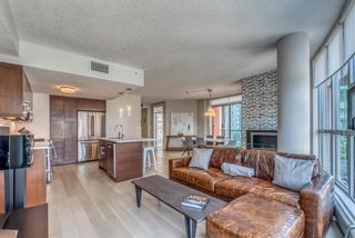 Photo 4: 502 735 2 Avenue SW in Calgary: Eau Claire Apartment for sale : MLS®# A1121371