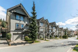 """Photo 1: 106 6747 203 Street in Langley: Willoughby Heights Townhouse for sale in """"Sagebrook"""" : MLS®# R2560269"""
