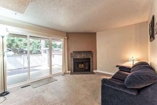 Photo 4: 25 1174 INLET Street in Coquitlam: New Horizons Townhouse for sale : MLS®# R2189009