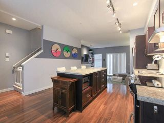 """Photo 1: 709 PREMIER Street in North Vancouver: Lynnmour Townhouse for sale in """"WEDGEWOOD"""" : MLS®# V1138675"""