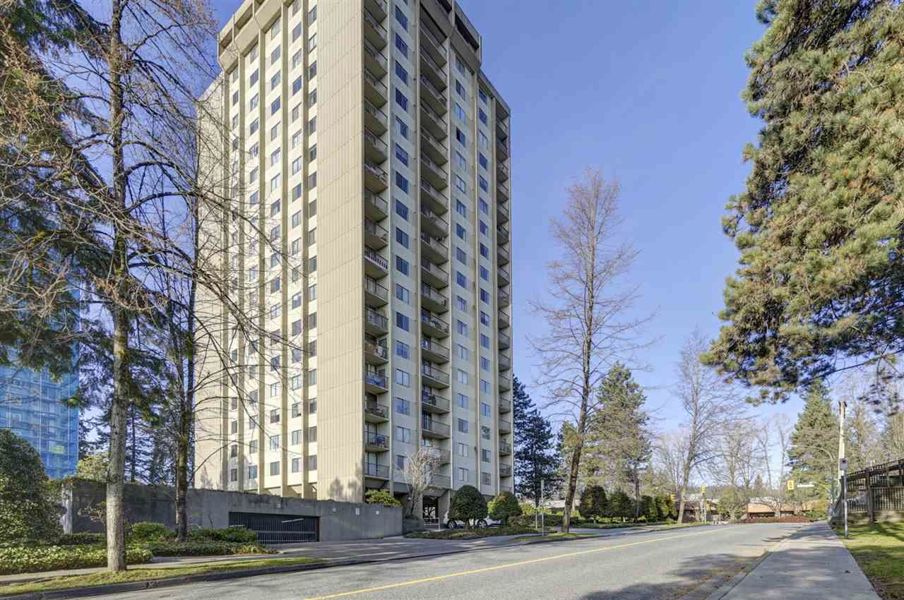 """Main Photo: 1106 9595 ERICKSON Drive in Burnaby: Sullivan Heights Condo for sale in """"Cameron Tower"""" (Burnaby North)  : MLS®# R2422614"""