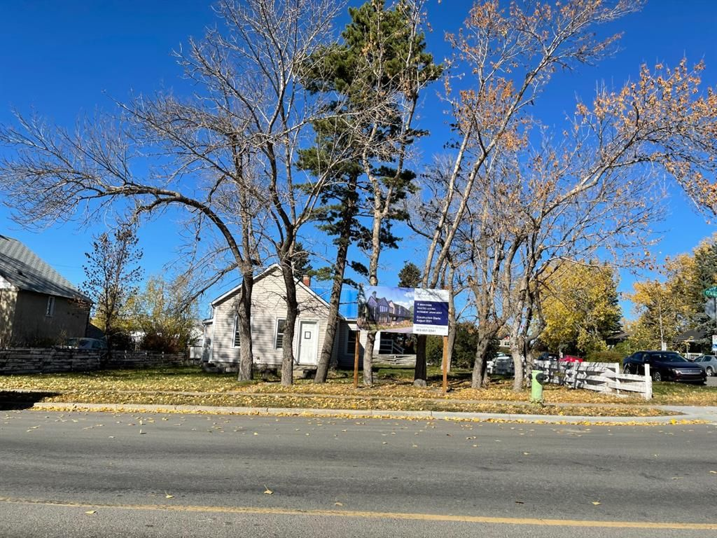 Main Photo: 116 Centre Avenue NE: Airdrie Residential Land for sale : MLS®# A1151558