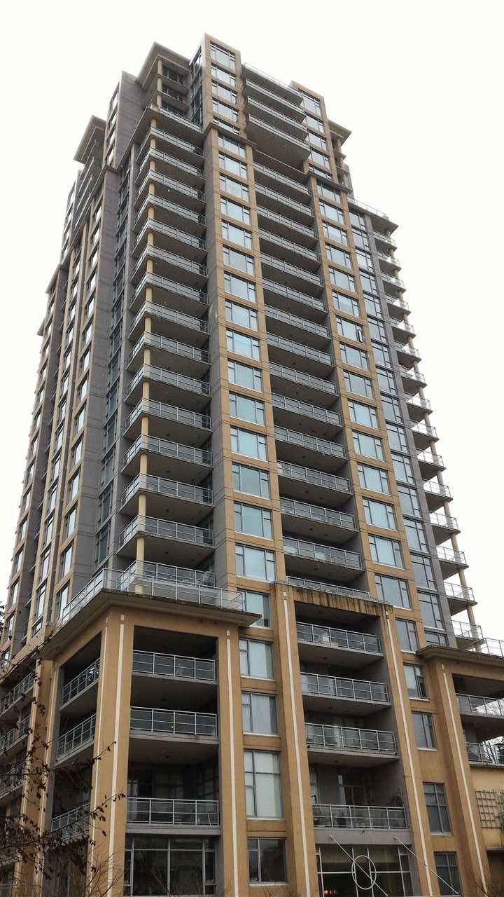 Main Photo: 808 280 ROSS DRIVE in New Westminster: Fraserview NW Condo for sale : MLS®# R2155723