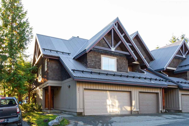 FEATURED LISTING: 221 - 2222 CASTLE Drive Whistler