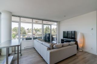 Photo 5: 801 200 NELSON'S Crescent in New Westminster: Sapperton Condo for sale : MLS®# R2606193