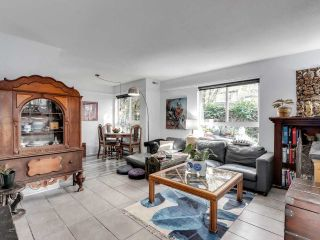 """Photo 2: 105 1641 WOODLAND Drive in Vancouver: Grandview Woodland Condo for sale in """"Woodland Court"""" (Vancouver East)  : MLS®# R2564541"""