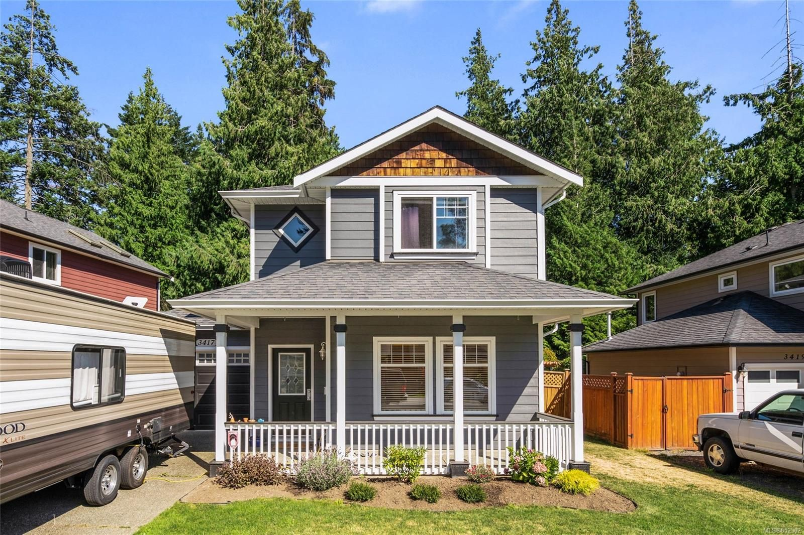 Main Photo: 3417 Pattison Way in : Co Triangle House for sale (Colwood)  : MLS®# 852302