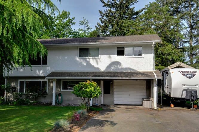 Main Photo: 4571 197A Street in Langley: Langley City House for sale : MLS®# R2065786