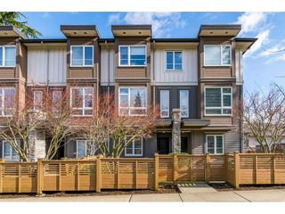 "Photo 1: 2 5888 144 Street in Surrey: Sullivan Station Townhouse for sale in ""ONE44"" : MLS®# R2537709"