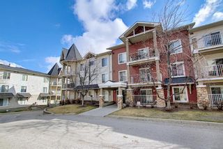 Main Photo: 7307 70 Panamount Drive NW in Calgary: Panorama Hills Apartment for sale : MLS®# A1093796