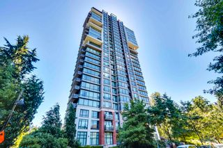 """Photo 1: 2203 301 CAPILANO Road in Port Moody: Port Moody Centre Condo for sale in """"THE RESIDENCES"""" : MLS®# R2612329"""