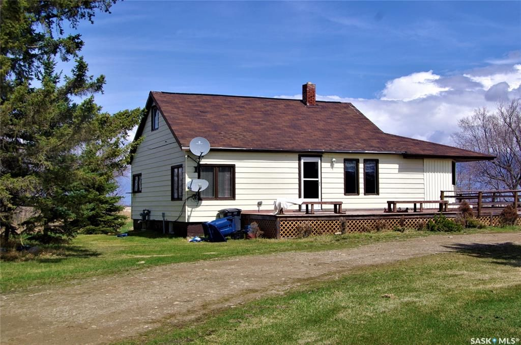Main Photo: McDonald Acreage (10 Acres) in Kingsley: Residential for sale (Kingsley Rm No. 124)  : MLS®# SK854211