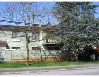 """Photo 1: 101 11771 KING Road in Richmond: Ironwood Townhouse for sale in """"KINGSWOOD DOWNES"""" : MLS®# V702660"""