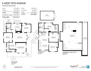 Photo 8: 5 W 11TH Avenue in Vancouver: Mount Pleasant VW House for sale (Vancouver West)  : MLS®# R2618951
