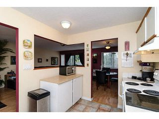 """Photo 8: 1436 PITT RIVER Road in Port Coquitlam: Mary Hill 1/2 Duplex for sale in """"MARY HILL"""" : MLS®# V1130423"""