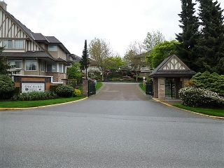 """Main Photo: 79 2615 FORTRESS Drive in Port Coquitlam: Citadel PQ Townhouse for sale in """"ORCHARD HILL"""" : MLS®# R2056363"""