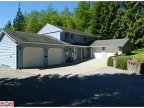 """Main Photo: 29710 DEWDNEY TRUNK Road in Mission: Stave Falls House for sale in """"STAVE FALLS/MR BORDER"""" : MLS®# R2137412"""