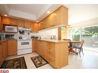"""Photo 4: 25 21746 52ND Avenue in Langley: Murrayville Townhouse for sale in """"Glenwood"""" : MLS®# F1121585"""