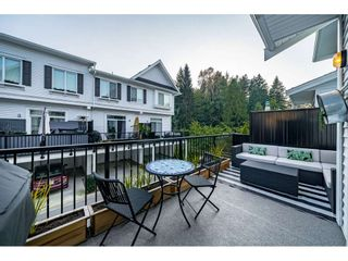 """Photo 29: 67 288 171 Street in Surrey: Pacific Douglas Townhouse for sale in """"THE CROSSING"""" (South Surrey White Rock)  : MLS®# R2547062"""