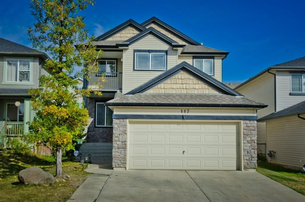 Main Photo: 117 Evansmeade Circle NW in Calgary: Evanston Detached for sale : MLS®# A1042078