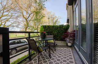"""Photo 12: 2780 VINE Street in Vancouver: Kitsilano Townhouse for sale in """"MOZAIEK"""" (Vancouver West)  : MLS®# R2160680"""