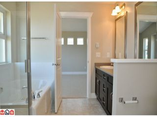 """Photo 8: 6092 163A Street in Surrey: Cloverdale BC House for sale in """"VISTA'S WEST"""" (Cloverdale)  : MLS®# F1028280"""