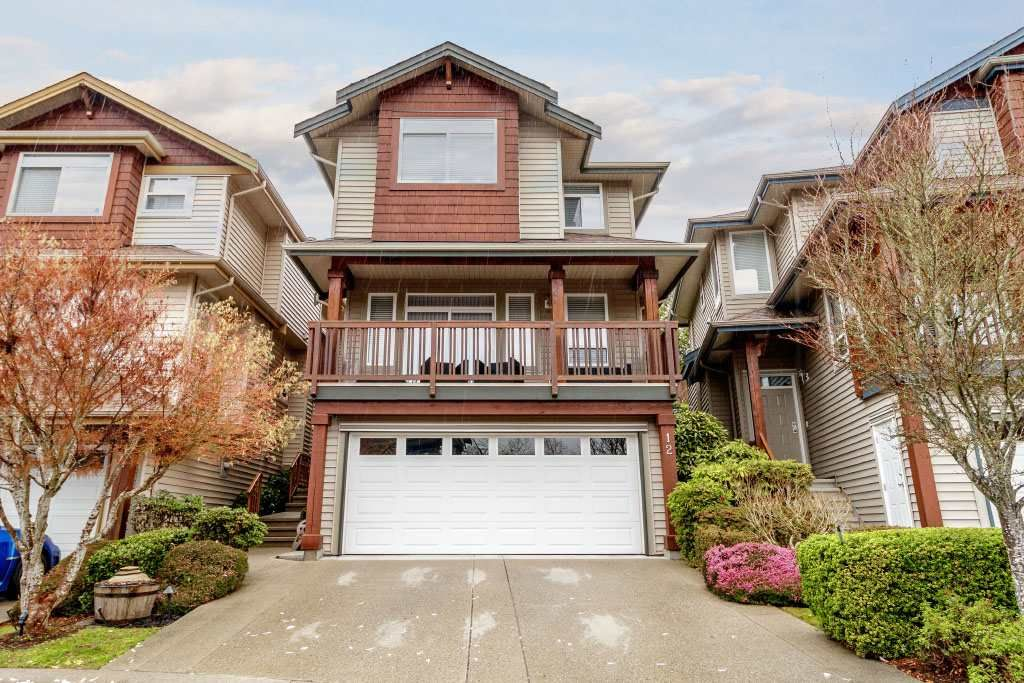 "Main Photo: 12 2381 ARGUE Street in Port Coquitlam: Citadel PQ Townhouse for sale in ""THE BOARDWALK AT CITADEL HEIGHTS"" : MLS®# R2357602"