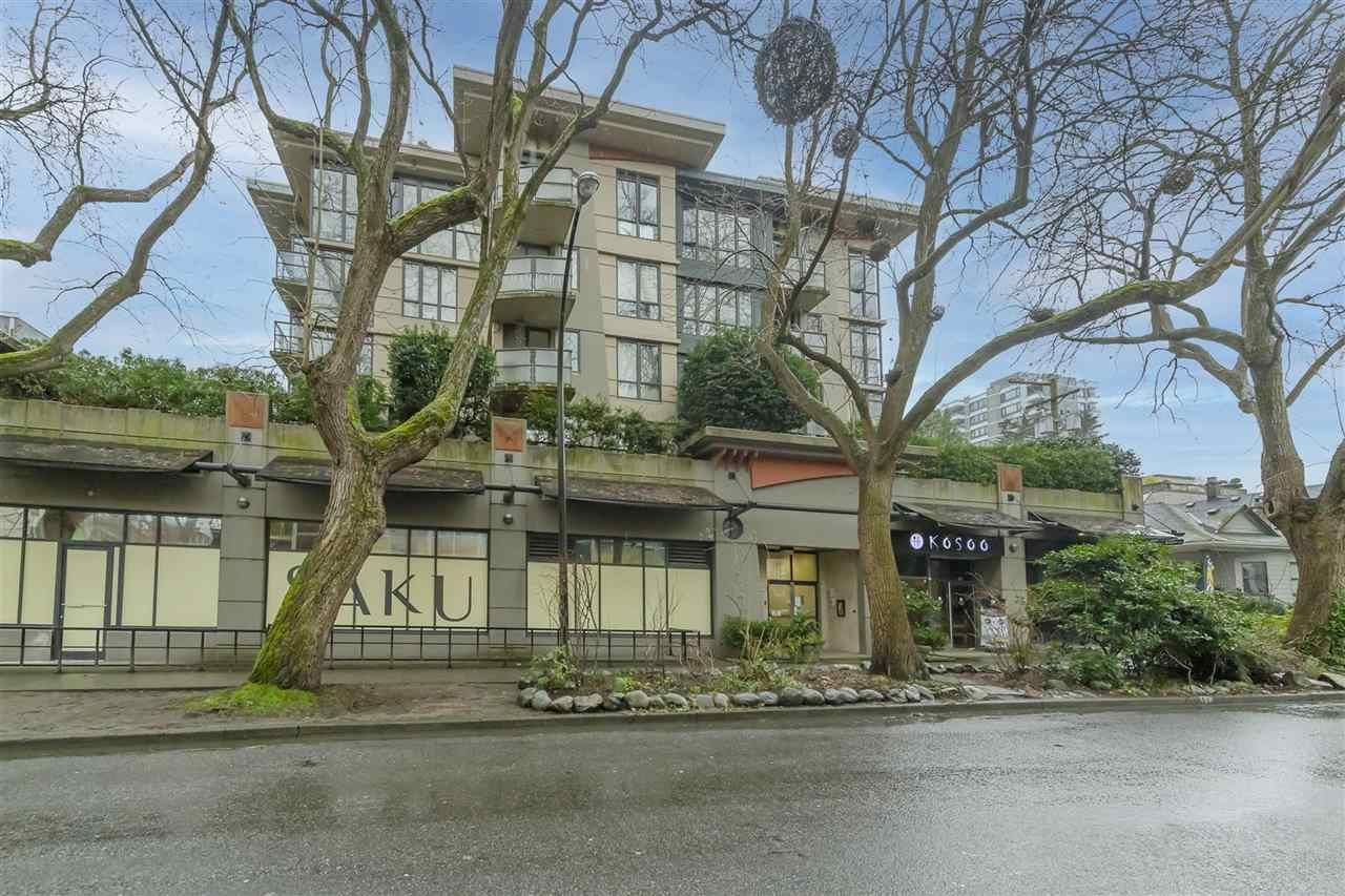 """Main Photo: 208 828 CARDERO Street in Vancouver: West End VW Condo for sale in """"FUSION"""" (Vancouver West)  : MLS®# R2537777"""