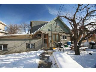 Photo 3: 2523 16 Street NW in CALGARY: Capitol Hill Residential Detached Single Family for sale (Calgary)  : MLS®# C3459604