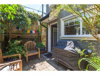 Photo 12: 1642 GEORGIA Street E in Vancouver East: Hastings Home for sale ()  : MLS®# V1128945