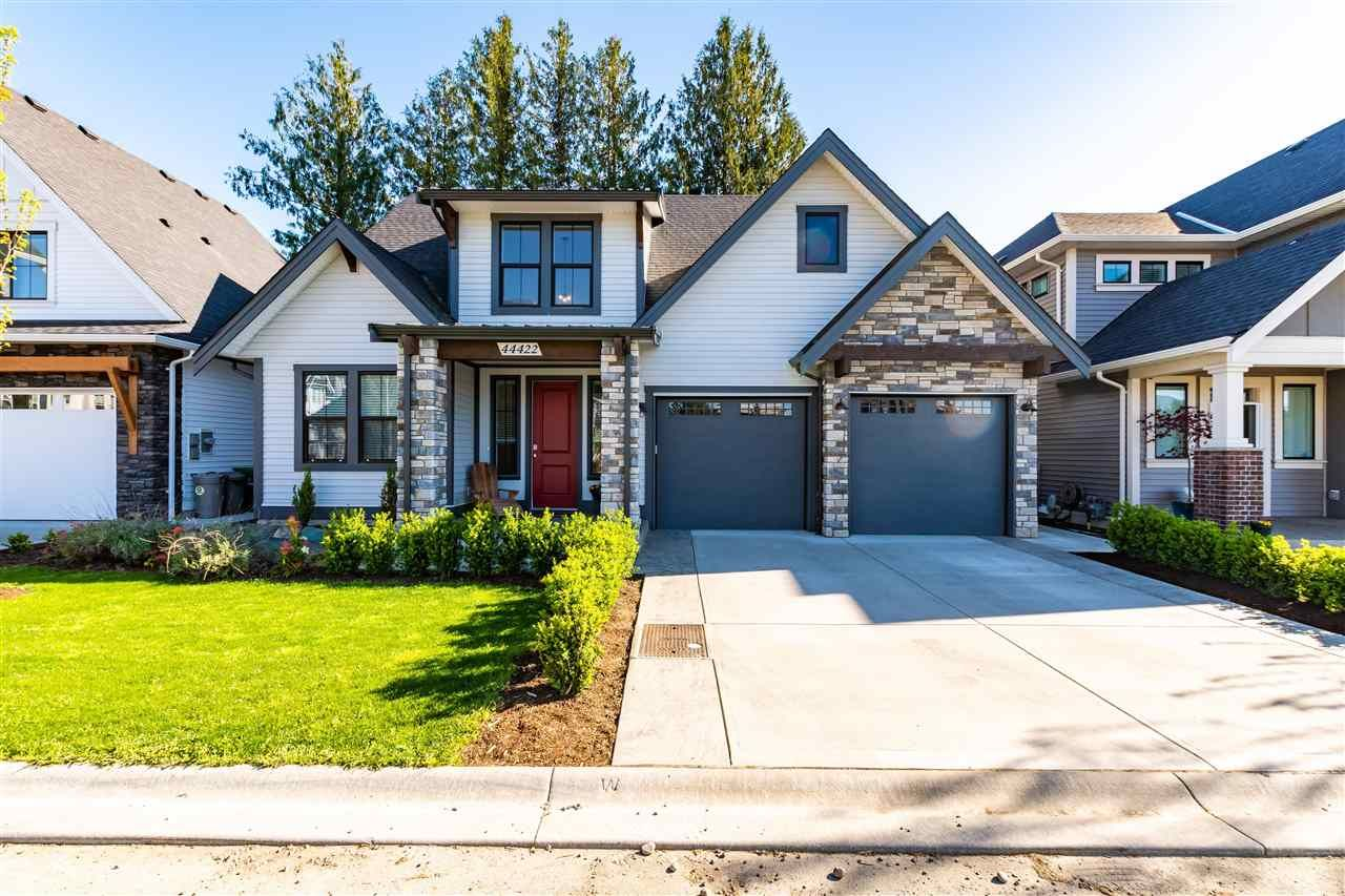 Main Photo: 44422 FRESHWATER Drive in Chilliwack: Vedder S Watson-Promontory House for sale (Sardis)  : MLS®# R2583423