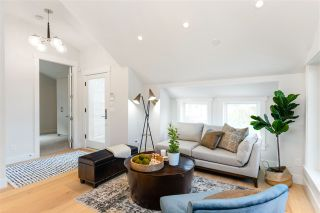 """Photo 2: 1851 W 15TH Avenue in Vancouver: Kitsilano Townhouse for sale in """"Craftsman Collection II"""" (Vancouver West)  : MLS®# R2487565"""